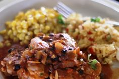Million Dollar Chicken - Moroccan style. This recipe originally won first prize ($1 Million) in a national cook-off