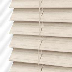 Driftwood Faux Wood Blind - 50mm Slat