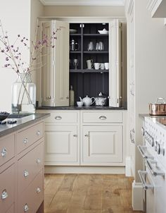 Country style: gorgeous white Artisan kitchen from John Lewis of Hungerford. http://www.john-lewis.co.uk/kitchens/classic-artisan-kitchen