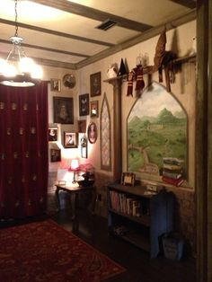harry potter themed bedroom - Google Search