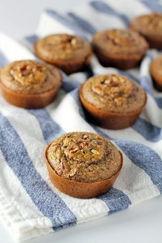 Grain-Free Pumpkin Spice Muffins - In Sonnet\'s Kitchen