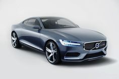 Volvo Concept Coupe: A New P1800 Plug-In Hybrid For The Frankfurt Auto Show
