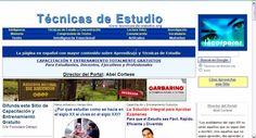 Nuestra página web: www.tecnicas-de-estudio.org