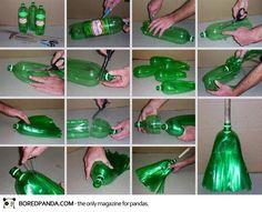 Plastic Bottle Broom: Beauty Harmony Life