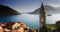 Kotor, Gulf of Kotor, Montenegro
