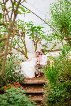 Garden wedding @Gabriela Ines Photography