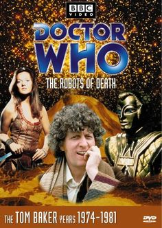 Doctor Who: The Robots of Death (Story 90) @ niftywarehouse.com