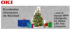 No te pierdas la increíble campaña navideña de OKI