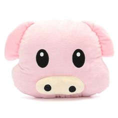 Kawaii Pig Piggy Emoji Pillow Pink Emoticon Pillow Cushion Plush Toy Stuffed Doll Gift is hot sale on Newchic,here throw pillow with cheap discounts. Dog Toys, Baby Toys, Kawaii Pig, Cushions On Sofa, Pillows, Dog Emoji, Plush Animals, Emoticon, Plush Pillow
