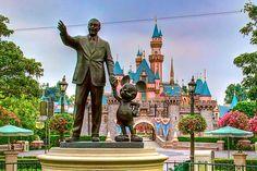 Disneyland (Anaheim) ~ Check!