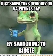 After Divorce Surviving Valentine S Day Funny Valentine Memes Valentines Day Memes Single Memes