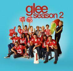 glee season 2 cast photoshoot