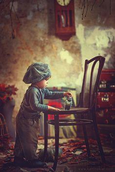 Замечательные фото-портреты детей Карины Киль - 2