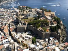 Destination 8: The Lipari Islands, Italy  http://www.sailingpass.com/blog/the-lipari-islands-italy