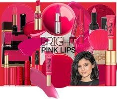 Pink for Brunettes