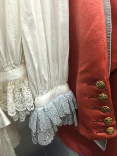 Outlander costumes (Season 2) - Terry via Dresbach on Twitter