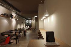 Copenhagen restaurant by Borja García Studio, Valencia   Spain restaurant