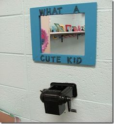 "Great idea. Only, I'd rather it say, ""What a smart kid!"""