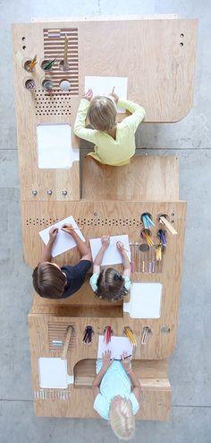 Tim Durfee and Iris Anna Regns - Growth Table//