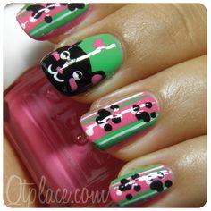cat nails Cat Nail Art, Cat Nails, Crazy Cat Lady, Crazy Cats, Animal Nail Designs, Magic Nails, Makeup Tips, Nail Polish, Beauty