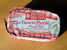 Beurre salé de Bretagne