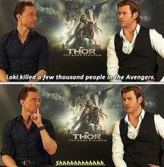 Ehehehe, this interview twas so funny.