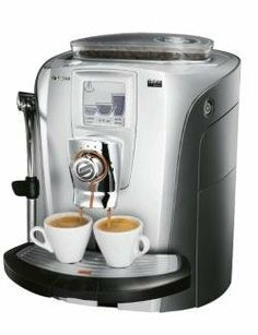 Saeco S-TT-ST Talea Touch Super-Automatic Espresso Machine by Saeco. $1149.00. Measures 16 by 13 by 14-1/2 inches; 1-year limited warranty. Touch-screen technology; adjustable built-in ceramic disc grinder; steam wand. Stainless-steel boiler system with Rapid Steam technology; removable brew group. Grinds, doses, tamps, brews, and dispenses used grounds; removable water tank. 1500-watt super-automatic espresso machine with 15 bars of pump pressure. With 15-bars of pump pressure,...