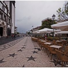 Sao Miguel , Azores - I've actually been to the restaurant on the right
