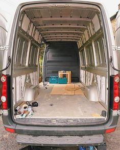 "🏕Vanlife | Wanderlust | Camper on Instagram: ""Rate this van conversion from 1-10!😍 . Living the van life to see the world! Get out there and live! 🥾⛺ Tag a Friend! 👊❤️ - For more…"""