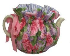 Free Teapot Cozy Sewing Pattern | wanna make a tea cosy!