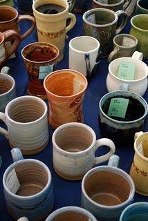Pottery....