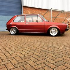 #mk1 #mk1golf #schmidts #ultimatedubs #fitteduk #stance #static #lowered #low #loweredlifestyle #vw #vwmk1 #vwgolf  https://t.co/yynJllz9pF
