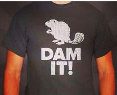 You tell it Mr. Beaver