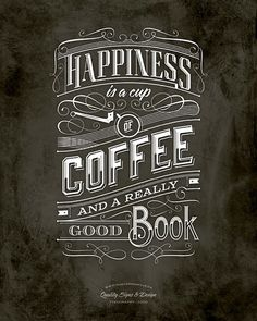 Martijn Vreugde - Google+ - Happiness is a cup of coffee and a really good book …