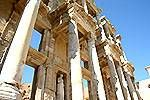 Ephesus is mind-blowing! To stand where St. Paul spoke to the Ephesians and to visit Mary's final home is ... humbling.