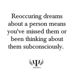 duh, dreams are a collection of your thoughts and desires, not some spiritual message from some other world or another person's dreams magically travelling to yours.