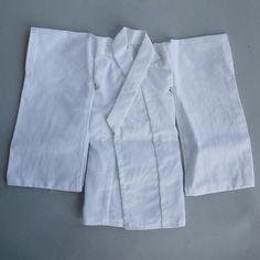 Kimono White Bathrobes Clothing Underclothes Outfit 1/6 SD DOLL BJD Dollfie