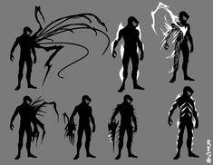 Superhero Home Inspiration home bar inspiration Fantasy Character Design, Character Design Inspiration, Character Concept, Character Art, Monster Concept Art, Monster Art, Magic Design, Superhero Design, Superhero Superhero