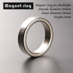 Flashlight Tail Magnet Magnetic Ring 20*16*5mm Ring  Worldwide delivery. Original best quality product for 70% of it's real price. Buying this product is extra profitable, because we have good production source. 1 day products dispatch from warehouse. Fast & reliable shipment (7-25...