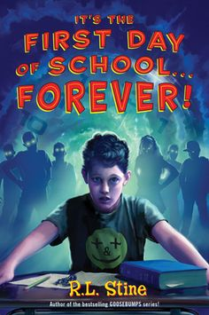 It's the first day of school-- forever! / Everything goes wrong for eleven-year-old Artie on his first day at Ardmore Middle School, from the moment his alarm goes off until the next morning, when everything is repeated exactly the same way Starting School, Going Back To School, Middle School, First Day Of School, School Days, 12th Book, Worst Day, Reading Challenge, Reading Levels