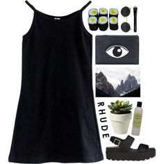 """""""Little black dress"""" by simpleandyoung on Polyvore"""