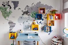 Boys Room Decor, Boy Room, Kids Room, Little Girl Rooms, Kid Spaces, House Rooms, Kids And Parenting, Girls Bedroom, Bookshelves