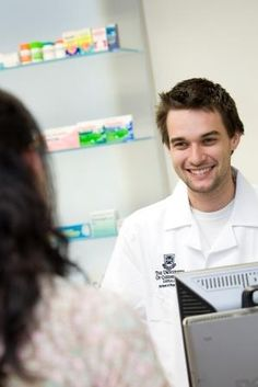 Why should you choose UQ for your Bachelor of Pharmacy degree?