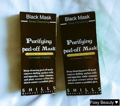 We love the blackmask.  Helps with Deep Cleansing your face and to remove blackheads.  Order yours online from Foxy Beauty   #beauty  #skincare  #makeup  #cosmetics  #benefitcosmetics  #win #blackmask #sablogger #southafrica     #africa  #nigeria #peeloffmask   #skincarejunkie