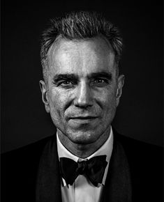 Sir Daniel Day-Lewis, photographed by Andy Gotts