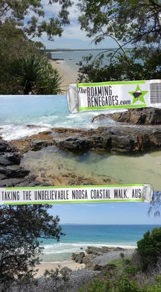 Heading to Noosa we had heard mixed things, but the unbelievably beautiful Noosa national park walk made us fall in love with this Queensland icon Australia Travel Guide, Australia Trip, Australia Beach, Us Travel, Family Travel, Noosa Australia, Travel Guides, Travel Tips, New Zealand Travel