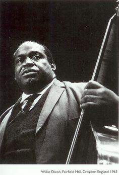Blues artists | WEEK 125: (blues songwriter artist) WILLIE DIXON – Blues Artist of ...