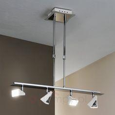 Elastyczna lampa wisząca Kitija 7254418