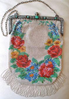 vintage french floral