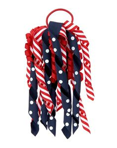 Patriotic Streamer Pony Holder from Gymboree on Catalog Spree, my personal digital mall.